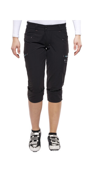 Cube Tour WLS Shorts 3/4 Women black